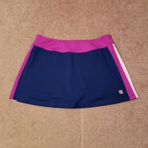 FILA Women's Tennis Skirt